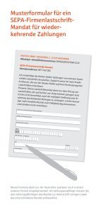 SEPA-Lastschrift kompakt - Seite 7