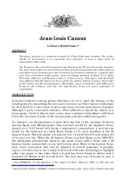 Cazaux 2001.pdf - History of Chess