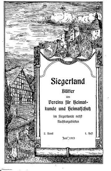 Untitled - Wittgensteiner Heimatverein e.V.