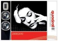 Katalog 2009/2010 - quadral