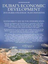 Dubai's Economic Development - Forbes Special Sections