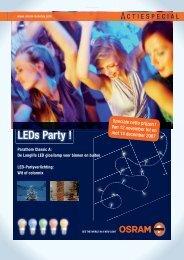Osram Leds Party 210x297 NL.indd - Imagro Groep