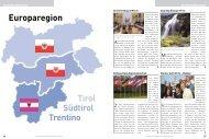 Tirol Südtirol Trentino Europaregion - wia
