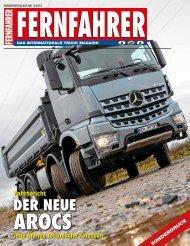 Download Fahrbericht Arocs - Paul Nutzfahrzeuge