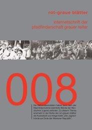 rgb 008 - Die Schriftleitung