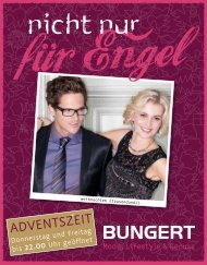 weihnachten 2tausendund11 - Bungert GmbH & Co.KG