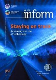 JISC Inform 1
