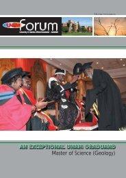 1st Edition 2009 - University of Namibia