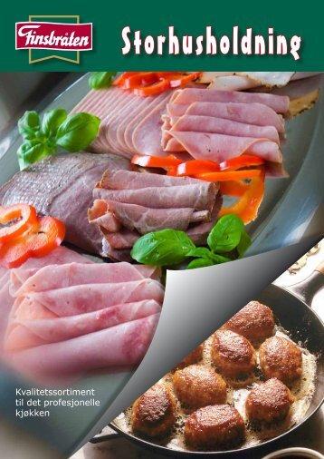 Kvalitetssortiment til det profesjonelle kjøkken - Matfokus.no