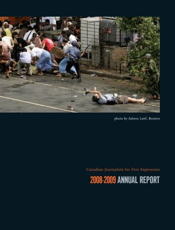 2008-2009 ANNUAL REPORT - Community Knowledge Centre