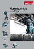 Markedsprisliste Maskiner og tilbehør 2010/2011 - Sem Bruk AS - Page 7