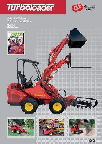 loader Turbo - Powerturf