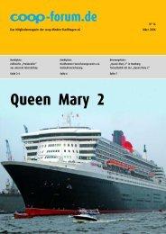 Queen Mary 2 - co op Minden-Stadthagen eg