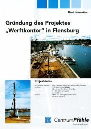 Werftkontor Flensburg - Appartmentanlage