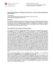 Zusammenfassung (PDF) - swiss granum