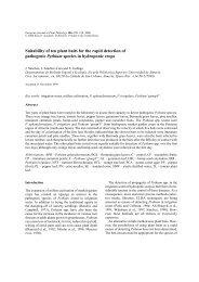 Journal of Plant Pathology (2007), 89 (3, Supplement     - Sipav org