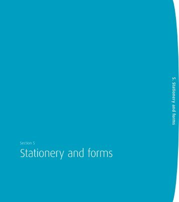 Stationery and forms