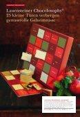 KATALOG Lauenstein Schokoladen, Pralinen und Adventskalender - Seite 6