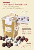 KATALOG Lauenstein Schokoladen, Pralinen und Adventskalender - Seite 7