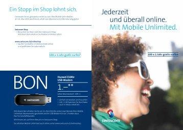 1. - Swisscom