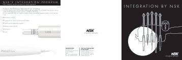 nsk micromotors.pdf - PROFI - dental equipment