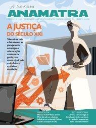 REVISTA NOV09-12.indd - Associação Nacional dos Magistrados ...