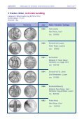 Abbildung der bisherigen Gedenkmünzen aus Silber ... - Swissmint - Seite 2