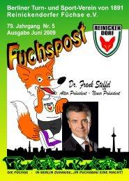 Fuchspost Juni 2009 - Copy Tex Berlin