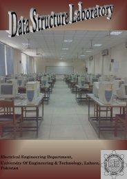 Electrical Engineering Department, University Of Engineering ...