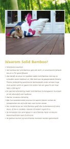 Waarom Solid Bamboo? - Page 4