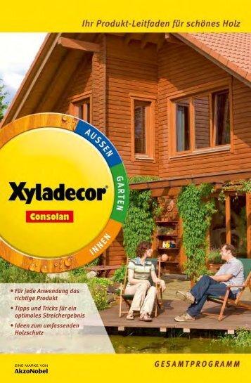 Xyladecor Holzschutz - bauXpert