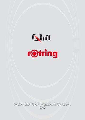Rotring - Werbemittelprofis.com