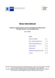 News International - November 2013 - IHK Südthüringen