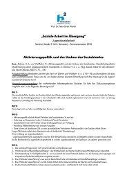 2010-06-09 Thesen JSA im aktivierenden Staat - puwendt.de