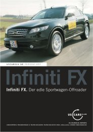 Infiniti-Prospekt Download - Heimann & Thiel GbR