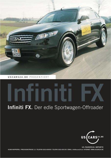 Infiniti-Prospekt Download - Heimann & Thiel GbR