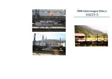 36829 - Schmalspur Modulbaugruppe
