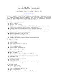 Applied Public Economics - IZA
