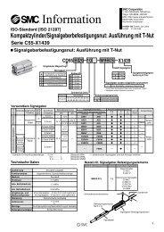 Serie C55-X1439 - SMC