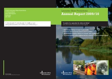 Annual Report 2009/10 - thedms