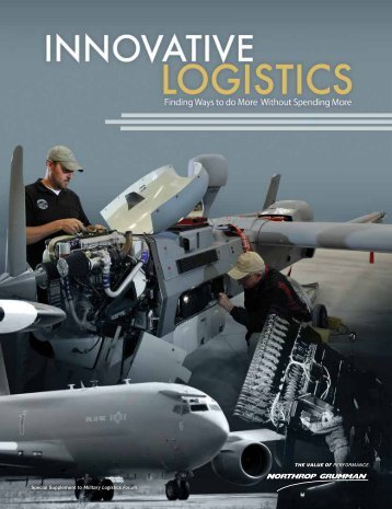 Innovative Logistics Brochure (PDF) - Northrop Grumman Corporation