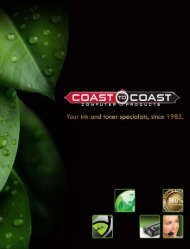 Diamond Series™ Toner Cartridges - Coastcoast.com