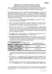 Merkblatt zum Verhalten bei Abwesenheiten - Pr-tk.de