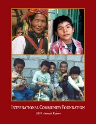Download Here (576 kb) - International Community Foundation