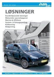 LØSNINGER - Insatech