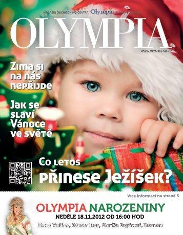 Stáhněte si magazín ve formátu pdf (6,54 MB) - Olympia Mladá ...