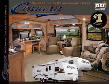 2009 Cougar - Pete's RV Center