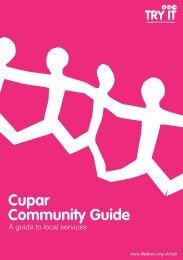 Cupar Community Guide - Home Page