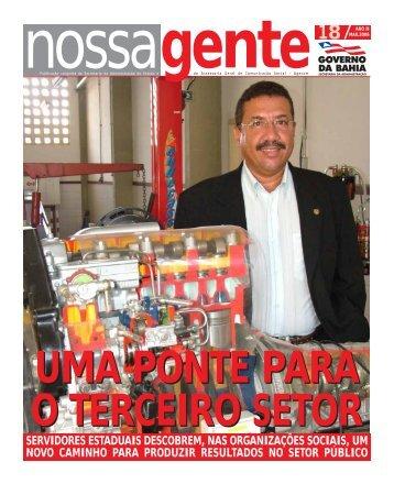 Março - Governo da Bahia