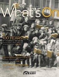 June 2012 (PDF) - Toronto Public Library